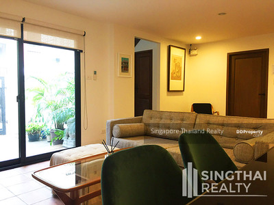 For Rent - Townhouse BTS Phromphong 4 bed / 3 bath
