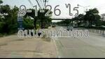 k1ให้เช่าที่ดินติดถนน รามคำแหง 9-1-26  ไร่ หน้ากว้าง 77*203 เมตร เหมาะทำคอนโด โชว์รูมรถ bts สุวินทวงศ์ 50 เมตร  พื้นที่สีส้ม ตรงข้ามซอยรามคำแหง 196