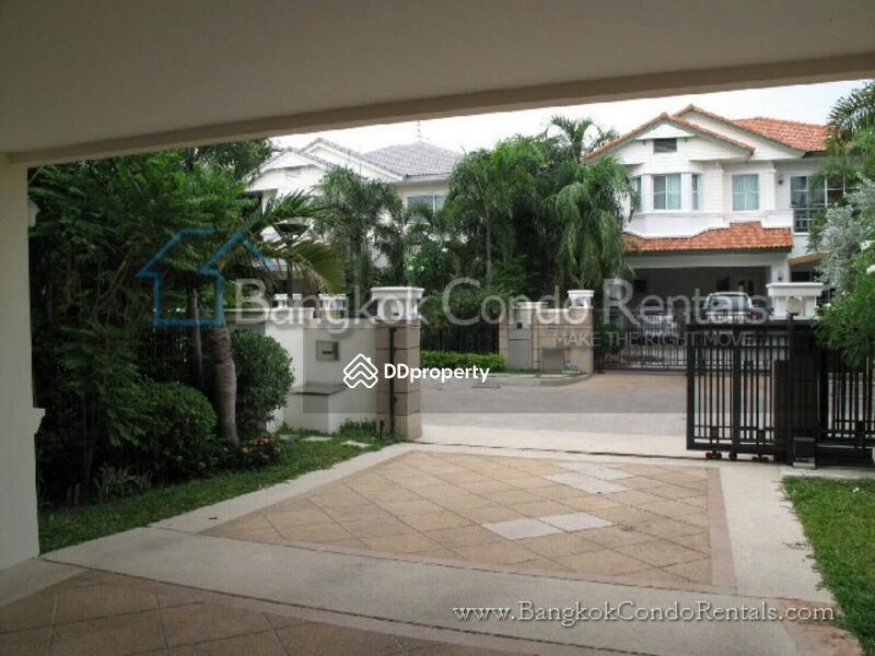 Single House Bangna #83811007