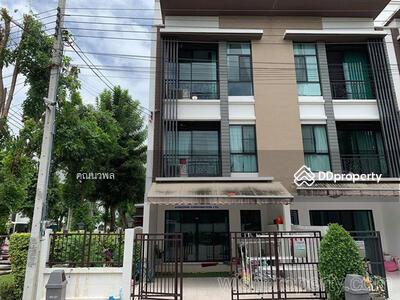For Sale - ขายทาวน์โฮม บ้านกลางเมือง นวมินทร์ 42  ขนาด 25. 8ตรว.