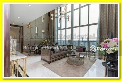ขาย - 4 Bed (Menam Residences) Duplex Penthouse For Sale BR12661CD