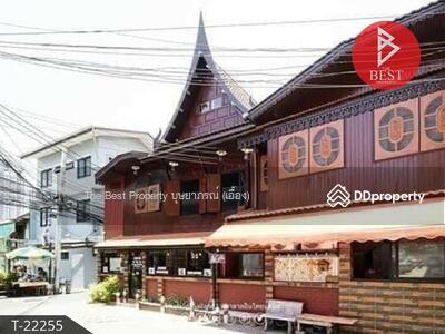 ขาย - ขายบ้านเดี่ยวพร้อมร้านอาหาร เจริญราษฎร์ 1 สาทร กรุงเทพมหานคร