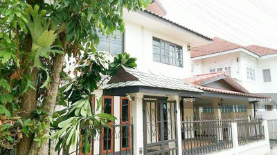 For Rent - A5MG0544 A detached house with 4  bedrooms, 52 sq. wah near Charoen Charoen Market