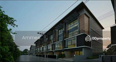ให้เช่า - R006-009  ให้เช่า Loft Lane ทาวน์โฮม 4 ชั้น สุขุมวิท 105 3 ห้องนอน 2 ห้องเอนกประสงค์ พื้นที่ใช้สอย  240 ตร. ม. เพียง 38, 000 บาท