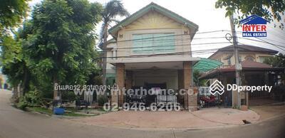 For Sale - บ้านเดี่ยว 2 ชั้น 117. 5 ตร. ว. หมู่บ้านปาริชาติ ซอยคุ้มเกล้า11 ถนนสุวินทวงศ์ - 39139