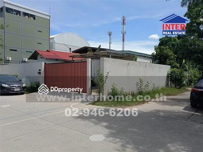 ขาย - บ้านเดี่ยว 1 ชั้น 50 ตร. ว. ใกล้โรงเรียนนนทบุรีวิทยาลัย ซอยบางพลับ12/1 ถนนราชพฤกษ์ - 39221