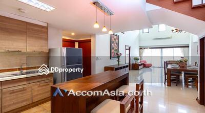 ให้เช่า - apartment 3 Bedroom for rent in Sukhumvit Bangkok BangNa BTS AA27696