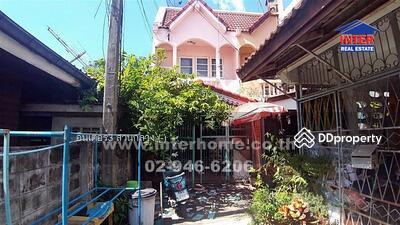 For Sale - ทาวน์เฮาส์ 2 ชั้น 15. 4 ตร. ว. หมู่บ้านชุมชน กม. 27 ซอยพหลโยธิน62/1 ถนนพหลโยธิน - 38799