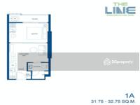 ขาย - ขายด่วน ! !! The Line พหลโยธิน พาร์ค แบบ 1 ห้องนอน 1 ห้องน้ำ 32. 5 ตร. ม. ราคาดีที่สุดในโครงการ โทรนัดเยี่ยมชมห้องตัวอย่างโครงการได้เลยครับ