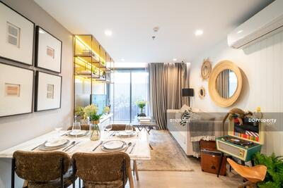 For Sale - Hot Deal! The Line Phahonyothin Park 2 br. 60 Sq. m. only 6. 59 MB. nice layout , nice view , call now for more information and make an appointment for visit