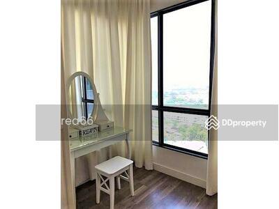 For Rent - ให้เช่าคอนโด The Room Sukhumvit 62 (เดอะ รูม สุขุมวิท 62) ใกล้ BTS ปุณณวิถี 2 ห้องนอน 2 ห้องน้ำ  ขนาด 76 ตรม. ชั้น 17  แต่งสวย พร้อมเฟอร์ฯ
