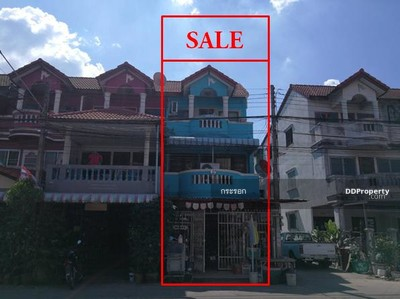 For Sale - SALE  townhouse  Phonthaweewat Village 1  Pratumtani