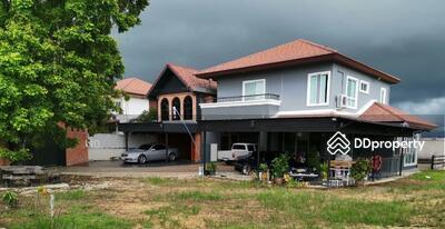 For Sale - R067-034 คุ้มค่าที่สุด ! ! บ้านเดี่ยว 2 ชั้น เนื้อที่ 239 ตรว. พร้อมบ้านด้านข้าง 1 หลัง สไตล์ลอฟท์ หมู่บ้าน อนาวิลล์ สุวรรณภูมิ ถนนฉลองกรุง ลาดกระบัง