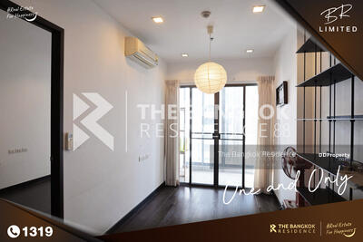 For Sale - Best Deal! Condo For Sale 20+ Floor, North, 40 sq. m. Fully furnished, 1 Step to BTS Phayathai, Ideo Q Phayathai - @6. 79 MB