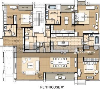 ขาย - 900325T ขาย 3 ห้องนอน เซอร์เคิล ลิฟวิ่ง โปรโตไทพ์ ถนนเพชรบุรีตัดใหม่