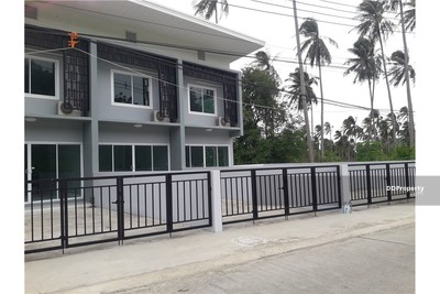 For Sale - (920121026-61) Brand New Townhouse for sale in Na Muang