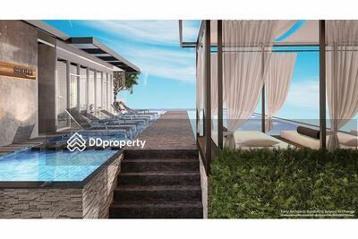 For Sale - (920311008-24) คอนโด ติดทะเล Sea Saran Condominium Bang Saray