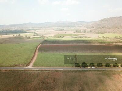 For Sale - P Land for sale in Khao Yai, Pong Talong Sub-district___, Pak Chong district___, 1 rai. The view is very b