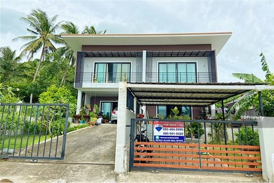 For Sale - (920121010-83) Spacious 3 bedroom townhouse for sale in Meanam, Koh Samui, Suratthani