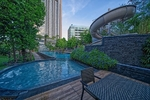 3P0146 Unixx South Pattaya condominium for rent one bedroom  Area 35 sq. m 10, 000 per month have fully furnished