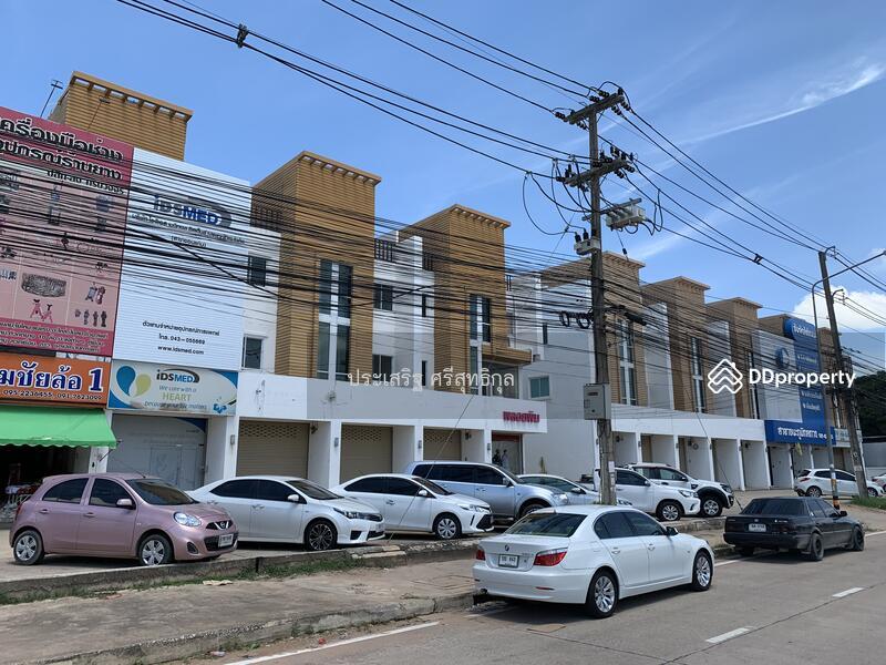 ให้เช่า อาคารพาณิชย์ รูปลักษณ์ดีไซน์ใหม่ TownScape #79333875
