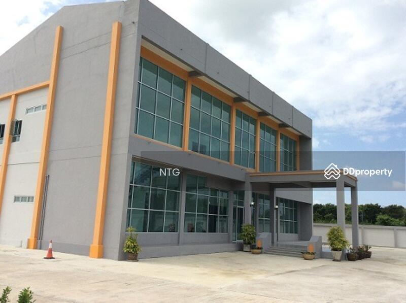 โรงงานสำเร็จรูป พร้อม สำนักงาน อ.บางเสาธง สมุทรปราการ #79343065