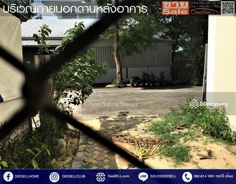 ให้เช่าตึกแถว ติดถนนคลองหลวง ปทุมธานี