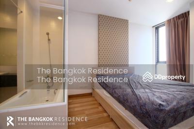 ขาย - Condo for Rent! ! Ideo Ratchada-Huaykwang ห้องแต่งสวย กว้างขวาง 1B1B  เฟอร์ครบ พร้อมอยู่ ใกล้  MRT ห้วยขวาง@15, 000 THB/Month
