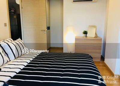 ขาย - Via Botaniขายพร้อมผู้เช่าที่ เวีย โบทานี (Via Botani) 1 ห้องนอน 1 ห้องน้ำ ขนาดพื้นที่ใช้สอยขนาด 35 ตร. ม. ตกแต่งสวยและเฟอร์นิเจอร์ครบครัน