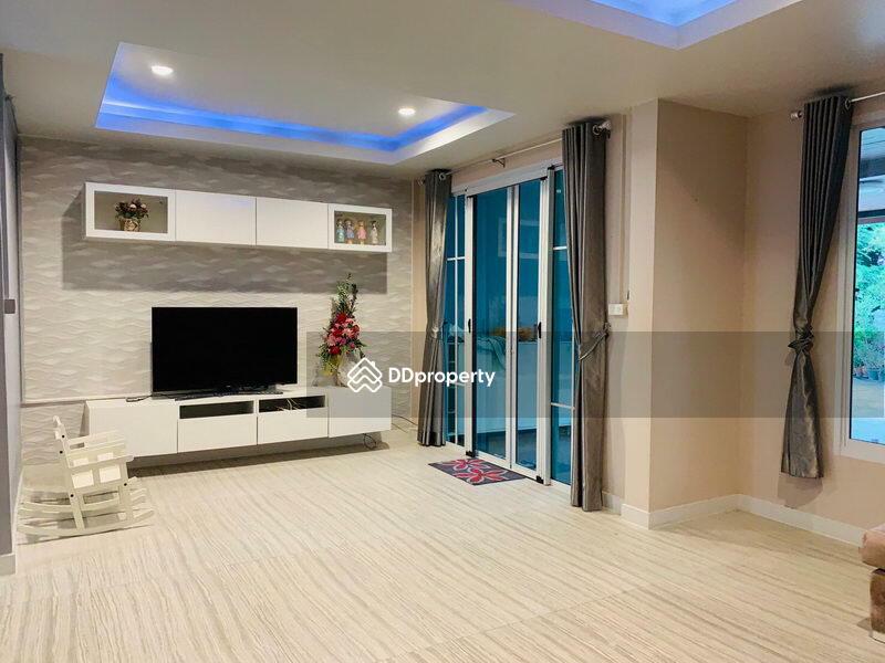 For Rent Bangkok Single House Din Daeng MRT Huai Kwang BRE14709 #79551929