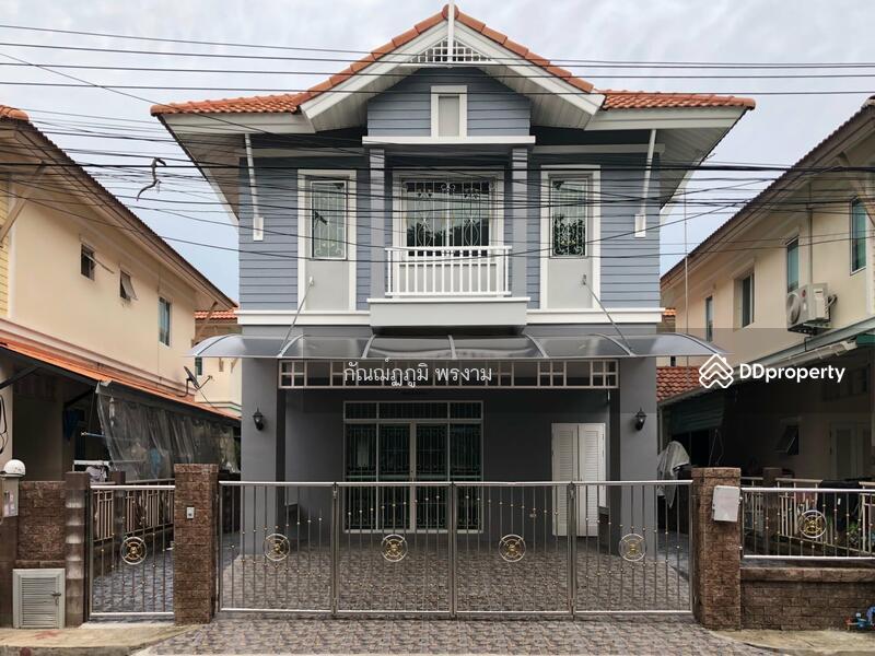 ขายบ้านเดี่ยว หมู่บ้านปริญญดา เทพารักษ์  ตำบลบางพลีใหญ่ อำเภอบางพลี สมุทรปราการ 10540 #80043959