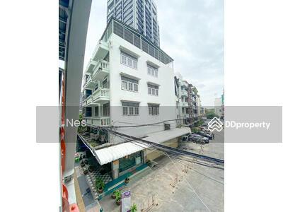 ขาย - ขายอาคารพาณิชย์  6 ชั้น 2 คูหา (ติดทางลงรถไฟฟ้า BTS สะพานควาย)  [POP#3]
