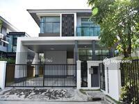 ขาย - บ้านเดี่ยว 2 ชั้น โครงการเศรษฐสิริ พัฒนาการ บ้านใหม่ ยังไม่ได้เข้าอยู่ หลังมุม ใกล้สวนหลวง ร. 9