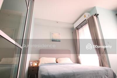 For Sale - 1227-A RENT Studio Chapter One Eco Ratchada-Huai Khwang 099-5919653