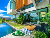 ขาย - Luxurious Modern Tropical -Pool Villa