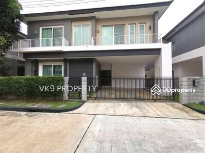 For Rent - House for rent in The City Sukhumvit - Bang Na 4 bedroom, near BTS Bang Na, Si Rat Expressway, Bang Na, Central Bangna, BITEC Bangna, Berkeley International School, Saint Joseph Bangna