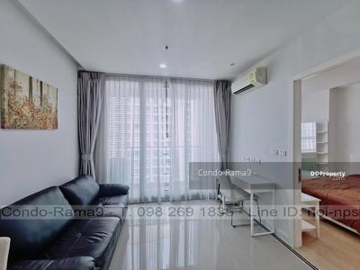 For Sale - SALE ! ! Condo TC Green, MRT Rama 9, 1 Bed, Tower D, Floor 22, Area 40 sq. m. , Sale 2. 9MB