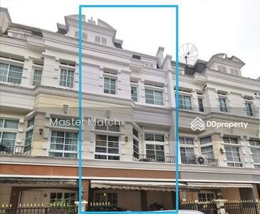 ขาย - AE0366 ขายทาวน์โฮม 3 ชั้น สุขุมวิท101 - 1 ขนาด 22 ตรว 3 ห้องนอน 4 ห้องนอน หน้าบ้านกว้าง 5. 5 ม