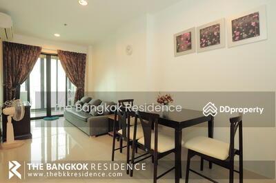 ขาย - CONDO FOR SALE ** Ideo Ratchada-Huaykwang ** Fully furnished 2-bedroom condo, located near MRT Huai Khwang @ 5, 400, 000 THB
