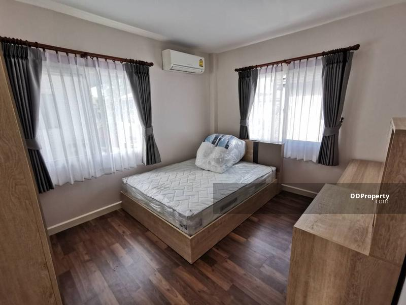 New house for Rent at Sivalee San Khampaeng #80205301