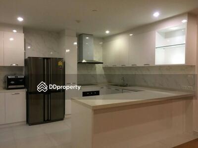 ให้เช่า - 225 sqm. spacious, Four Bedrooms, Maid room condo for Rent at Chamchuri Residence