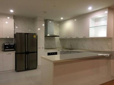 For Rent - 225 sqm. spacious, Four Bedrooms, Maid room condo for Rent at Chamchuri Residence