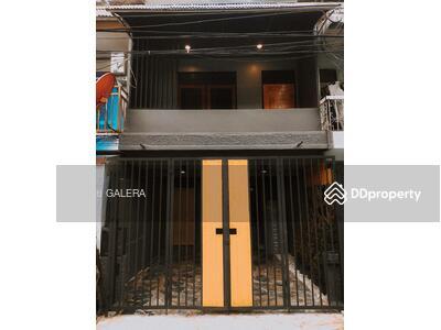 ขาย - ขายทาวน์เฮ้าส์ 2 ชั้น ซอยวชิรธรรมสาธิต 40 ถนนสุขุมวิท 101/1 สวย พร้อมอยู่ รีโนเวทใหม่ ใกล้ BTS ปุณณวิถี