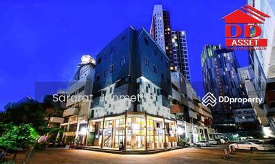ขาย - ขายด่วน ตึกสุขุมวิท48 ห้องมุม Hostel สุขุมวิท48 BTSพระโขนงพร้อมดำเนินกิจการ