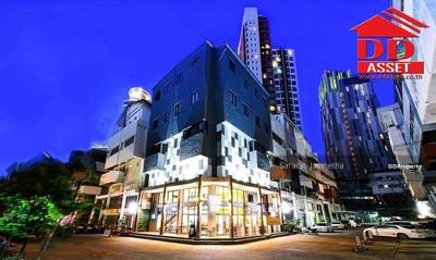 For Sale - ขายด่วน ตึกสุขุมวิท48 ห้องมุม Hostel สุขุมวิท48 BTSพระโขนงพร้อมดำเนินกิจการ