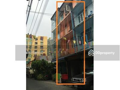 ให้เช่า - OO059  ให้เช่า! ! ตึกแถว 4 ชั้น 1 คูหา ในซอยตากสิน 5 ใกล้ ตลาด & BTS วงเวียนใหญ่