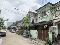 ขาย - หมู่บ้าน วรางกูล รังสิต-คลอง 3 ขายด่วน ทาวน์เฮ้าส์ 2 ชั้น เนื้อที่ 18. 40 ตร. ว รังสิต-นครนายก 68 ต่อเติมเต็มพื้นที่ พร้อมอยู่อาศัย