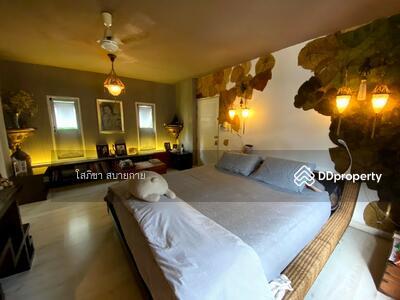 For Sale - Urgent sale ! luxury house Ekkamai Soi 4 size 129 sq. w. near BTS Ekkamai high safety & good location , ready to move in