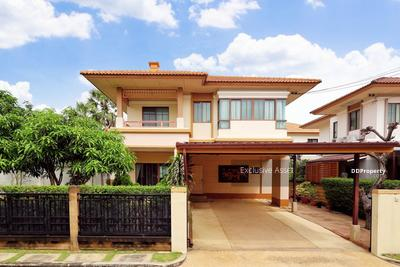 For Sale - ขายบ้านเดี่ยว เนื้อที่ 94. 8  ตร. ว. ม. บุราสิริราชพฤกษ์ - แจ้งวัฒนะ