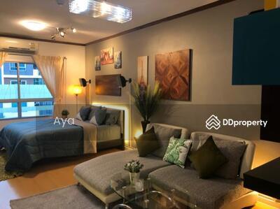 For Rent - ให้เช่าด่วน 624 คอนโดเลต รัชดา 36 พร้อมอยู่ 8000 บาท ห้องสวยแต่งครบ ถูกมากกกกก